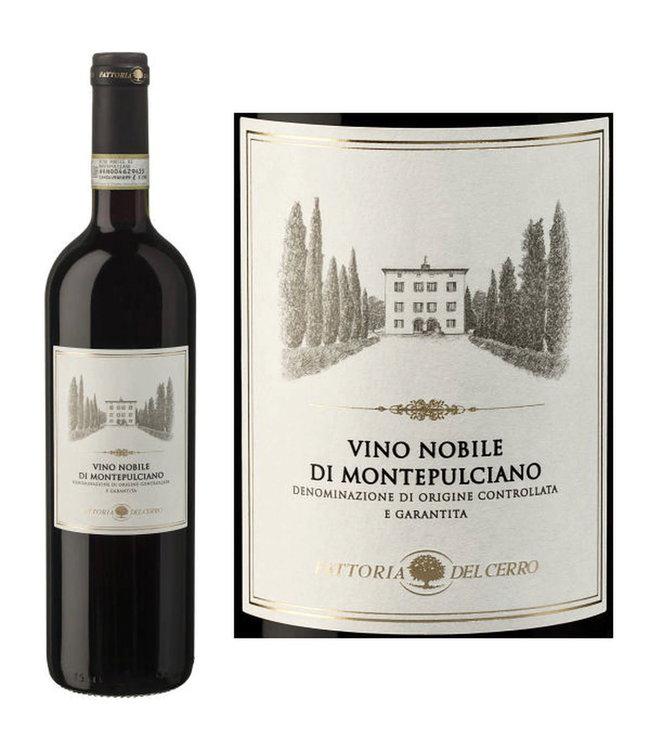 Fattoria del Cerro Vino Nobile di Montepulciano (2016)