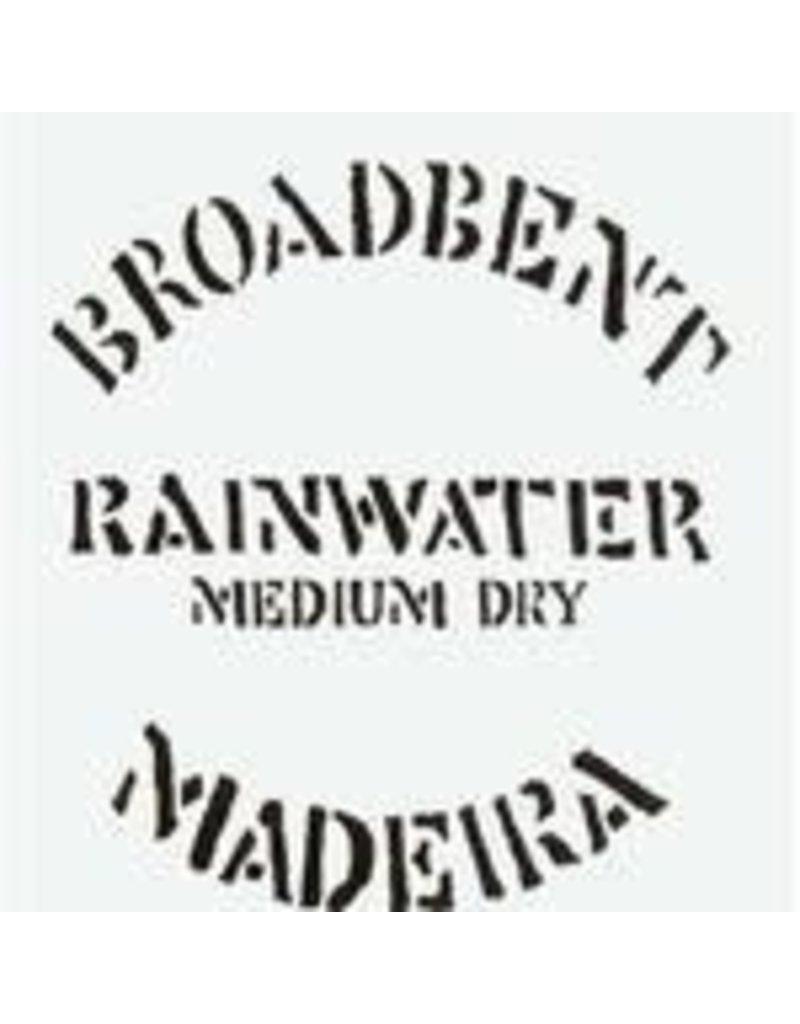Broadbent Broadbent Madeira Malmsey Rainwater Medium Dry (N.V.)