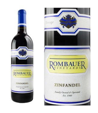 Rombauer Vineyards Rombauer Vineyards Zinfandel (2017)