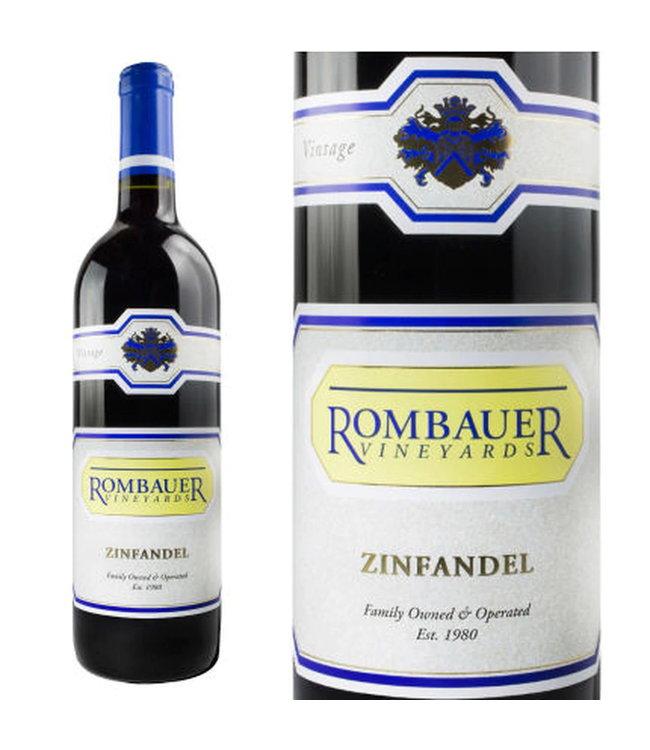Rombauer Vineyards Zinfandel (2017)