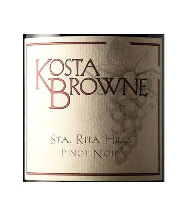 Kosta Browne Pinot Noir Sta. Rita Hills (2018)