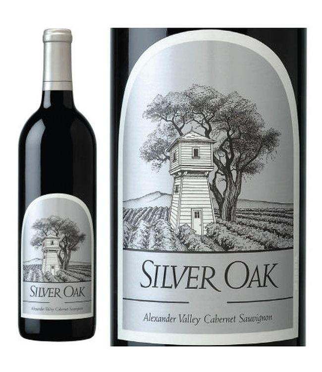 Silver Oak Cabernet Sauvignon Alexander Valley (2016)