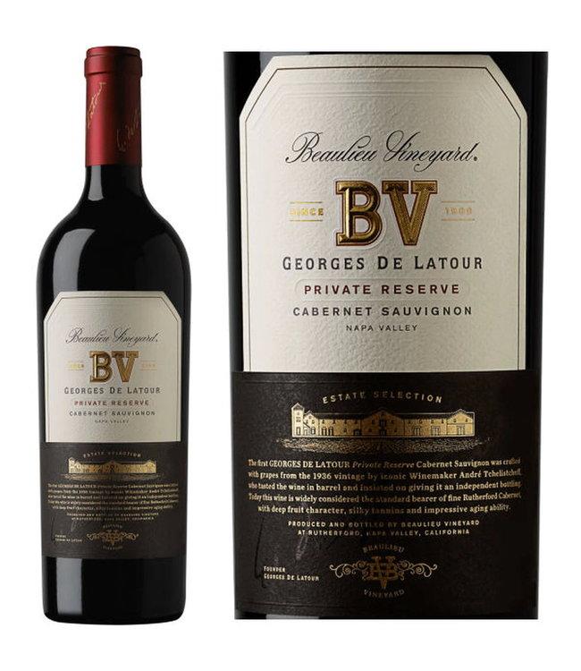 Beaulieu Vineyard Cabernet Sauvignon Georges de Latour (2014)
