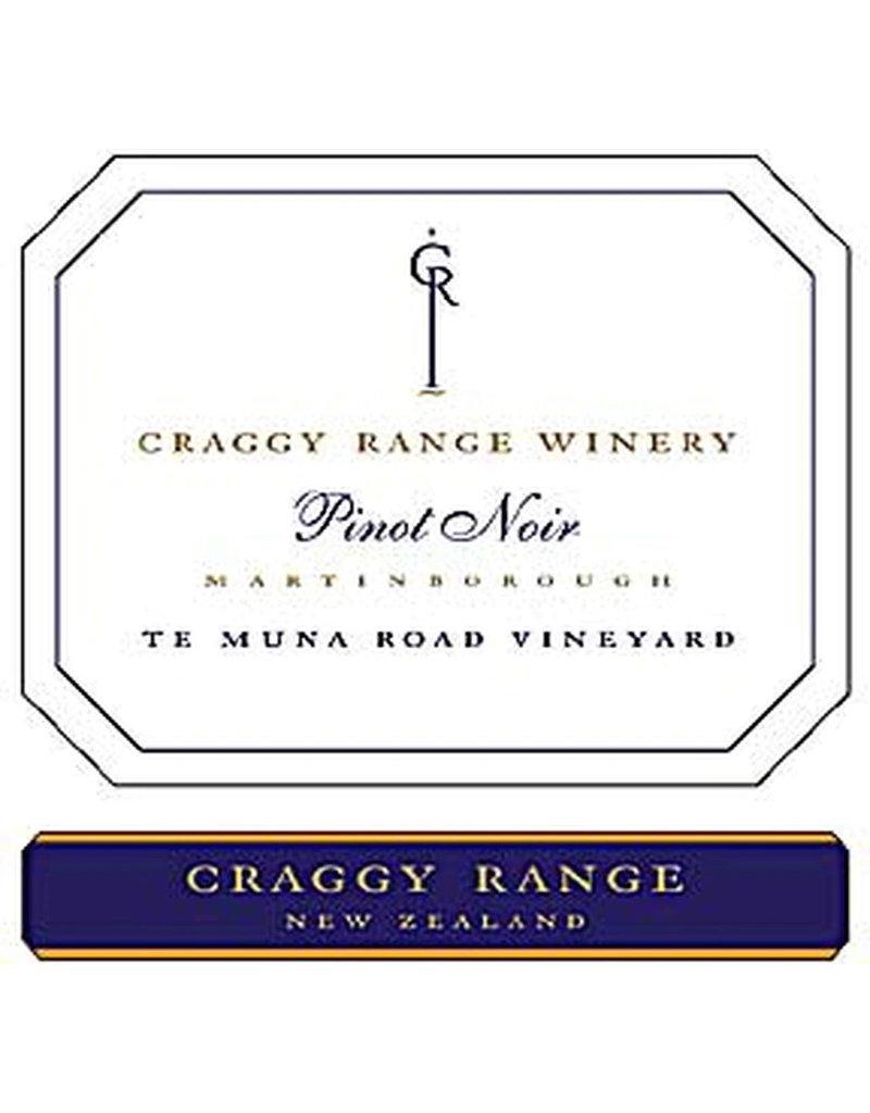 Craggy Range Pinot Noir Te Muna Road (2015)