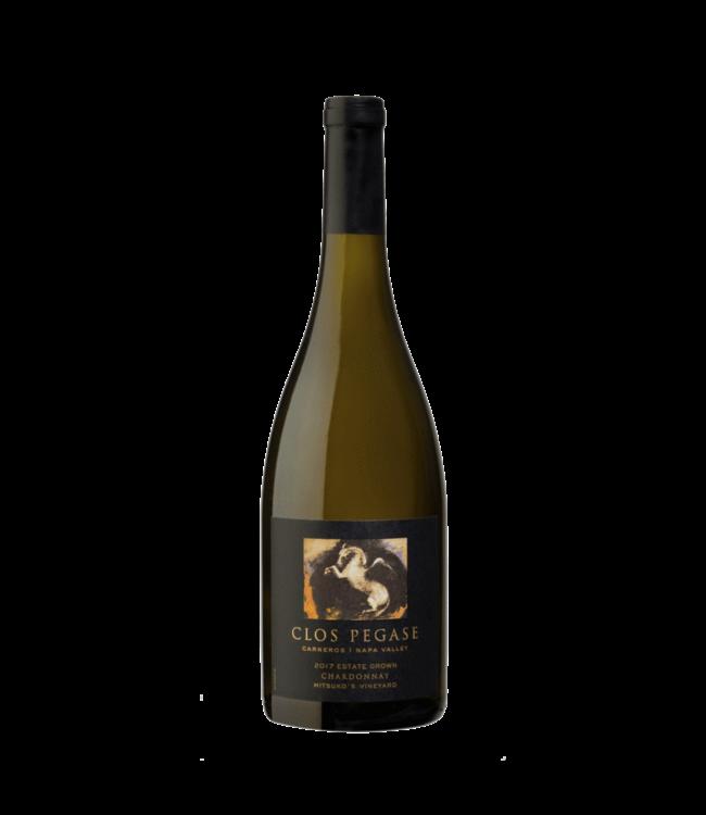Clos Pegase Chardonnay 'Mitsuko's Vineyard' (2017)