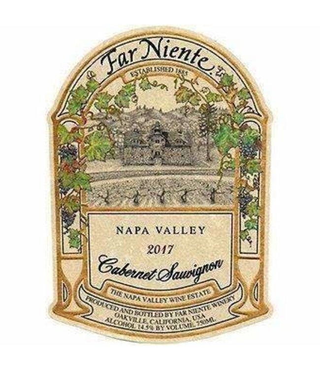Far Niente Cabernet Sauvignon  Wine Estate  (2017)