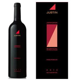 Justin Vineyards & Winery Justin Vineyards & Winery Justification (2014)