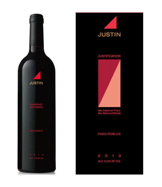 Justin Vineyards Justification (2014)