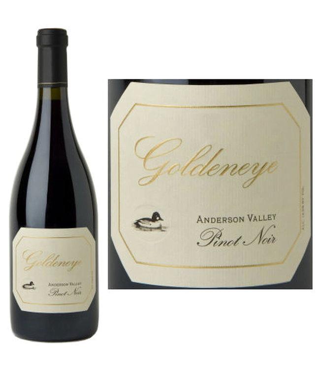 Goldeneye Pinot Noir Anderson Valley (2017)