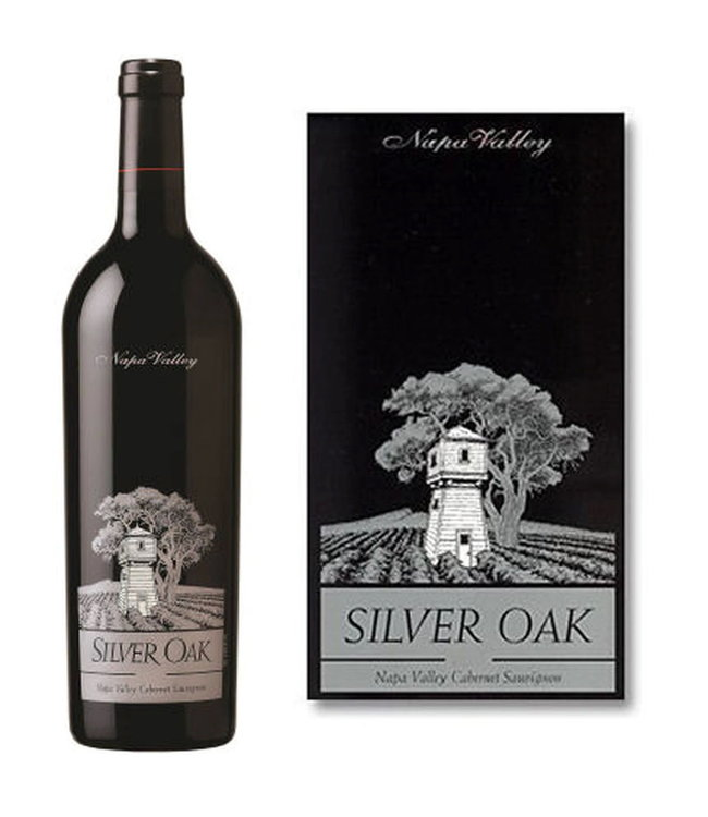 Silver Oak Cabernet Sauvignon Napa Valley (2016)