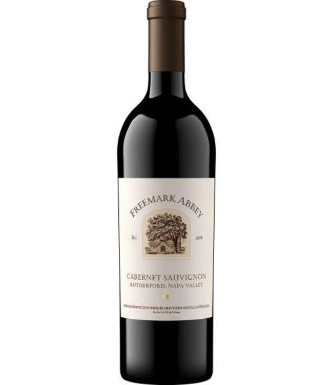 Freemark Abbey Cabernet Sauvignon Bosche Vineyard (2014)