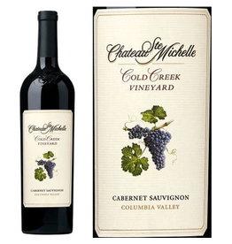 Chateau Ste. Michelle Chateau Ste. Michelle Chardonnay Cold Creek Vineyard (2015)