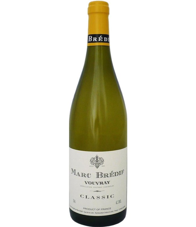Marc Bredif Vouvray Classic (2018)