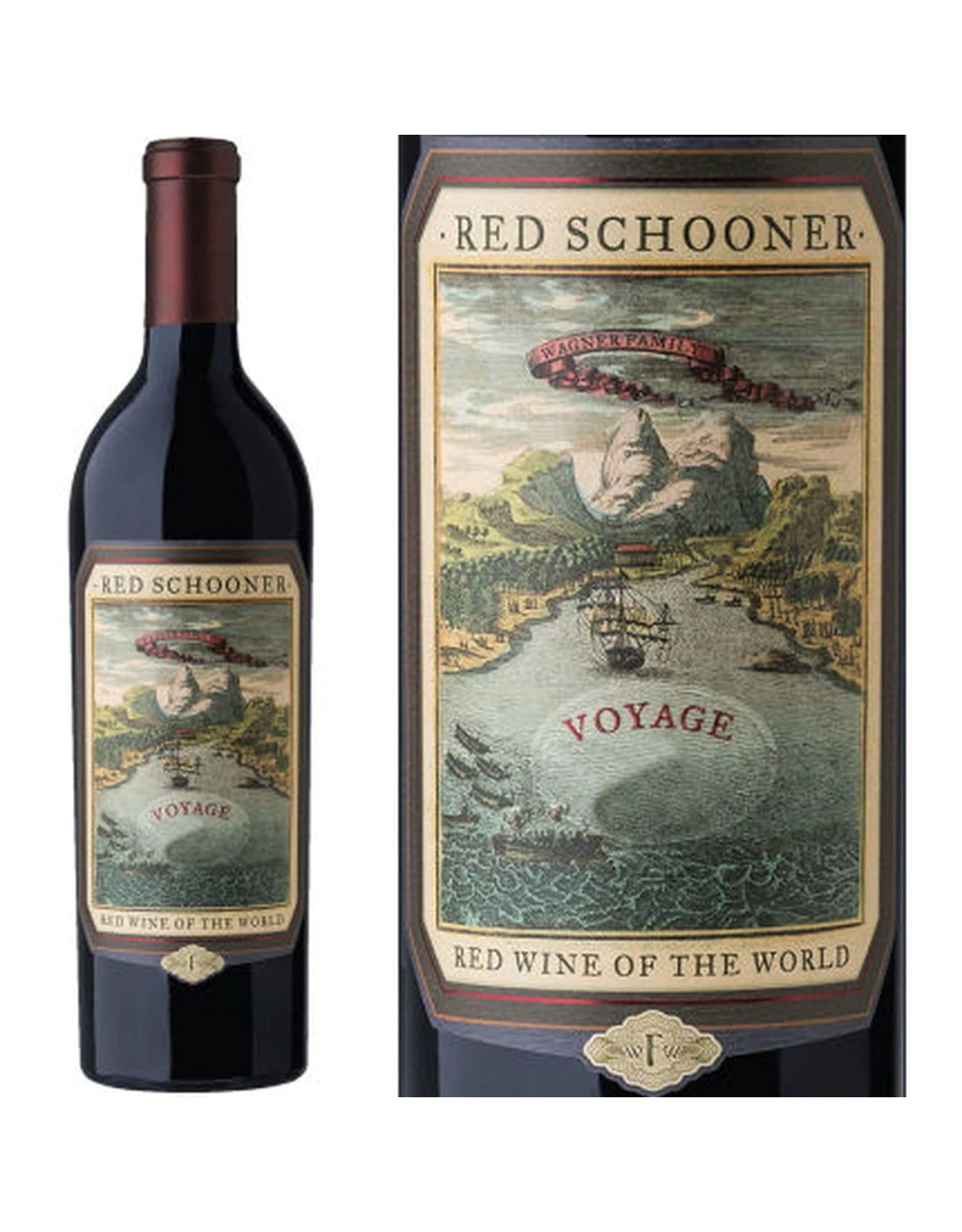 Wagner Family of Wines Caymus Vineyards Red Schooner Voyage 8