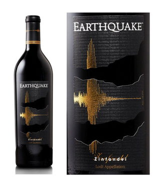 Michael David Winery Michael David Winery 'Earthquake' Zinfandel (2015)