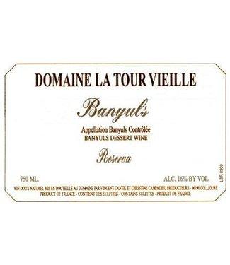Domaine la Tour Vielle Domaine la Tour Vielle Banyuls (2008)