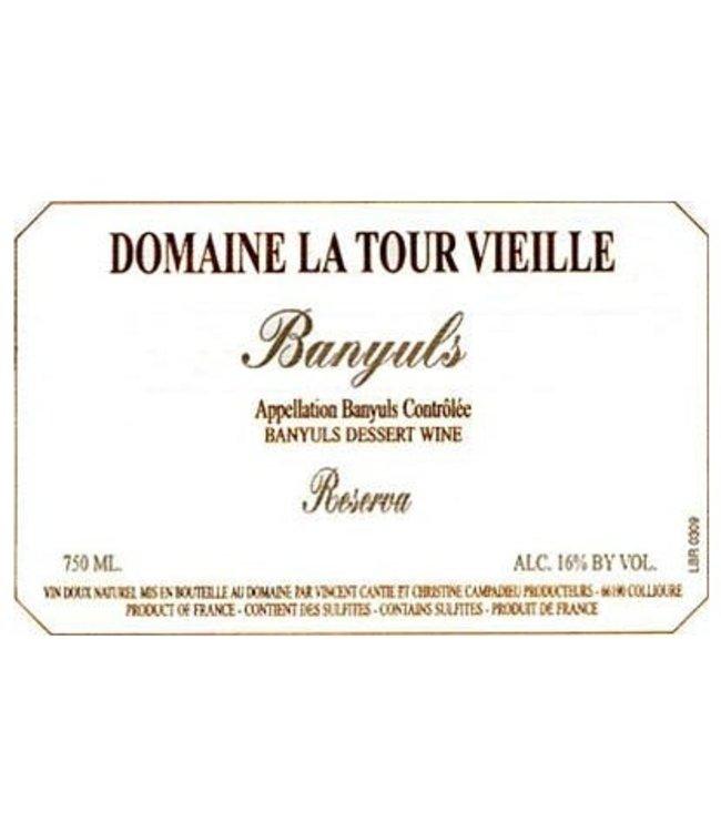 Domaine la Tour Vielle Banyuls (2008)