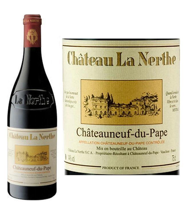 Chateau La Nerthe Chateauneuf-du-Pape (2016)