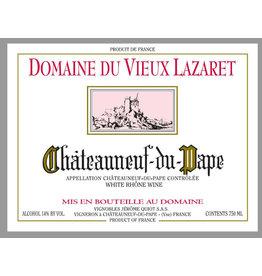 Domaine du Vieux Lazaret Domaine du Vieux Lazaret Chateauneuf-du-Pape Blanc (2017)