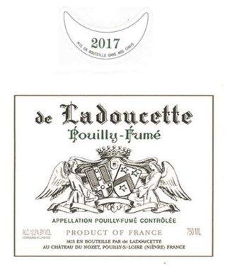 de Ladoucette de Ladoucette Pouilly-Fume (2018)