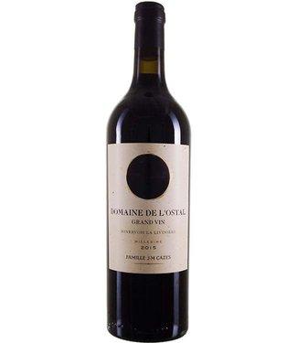 Domaine L'Ostal L'Ostal Cazes Minervois Grand Vin (2015)