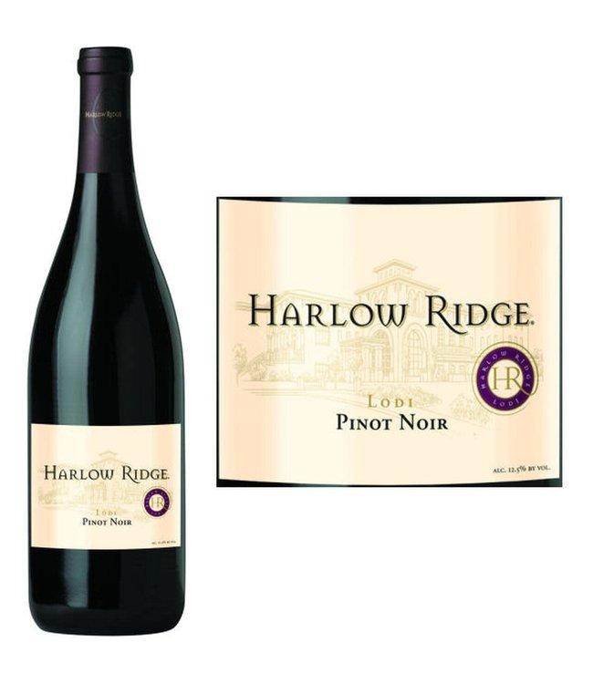 Harlow Ridge Pinot Noir (2017)