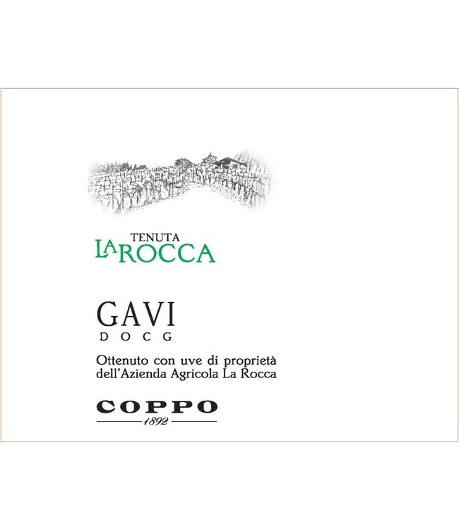 Coppo Gavi La Rocca (2019)