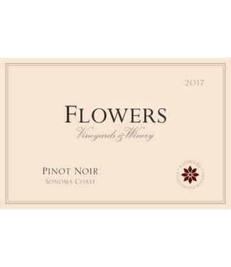 Flowers Vineyards &Winery Flowers Winery Pinot Noir Sonoma Coast (2017)
