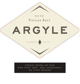 Argyle Winery Argyle Vintage Brut Sparkling (2015)