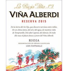 La Rioja Alta La Rioja Alta S.A. Vina Alberdi Reserva (2015)