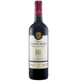 Chateau Le Grand Moulin Chateau Le Grand Moulin Collection Grande Reserve (2016)
