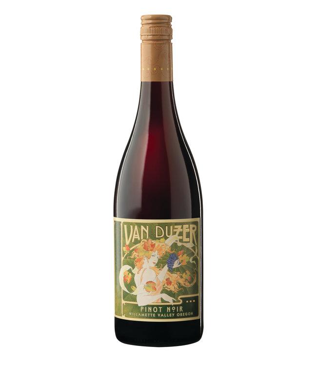 Van Duzer Pinot Noir (2017)