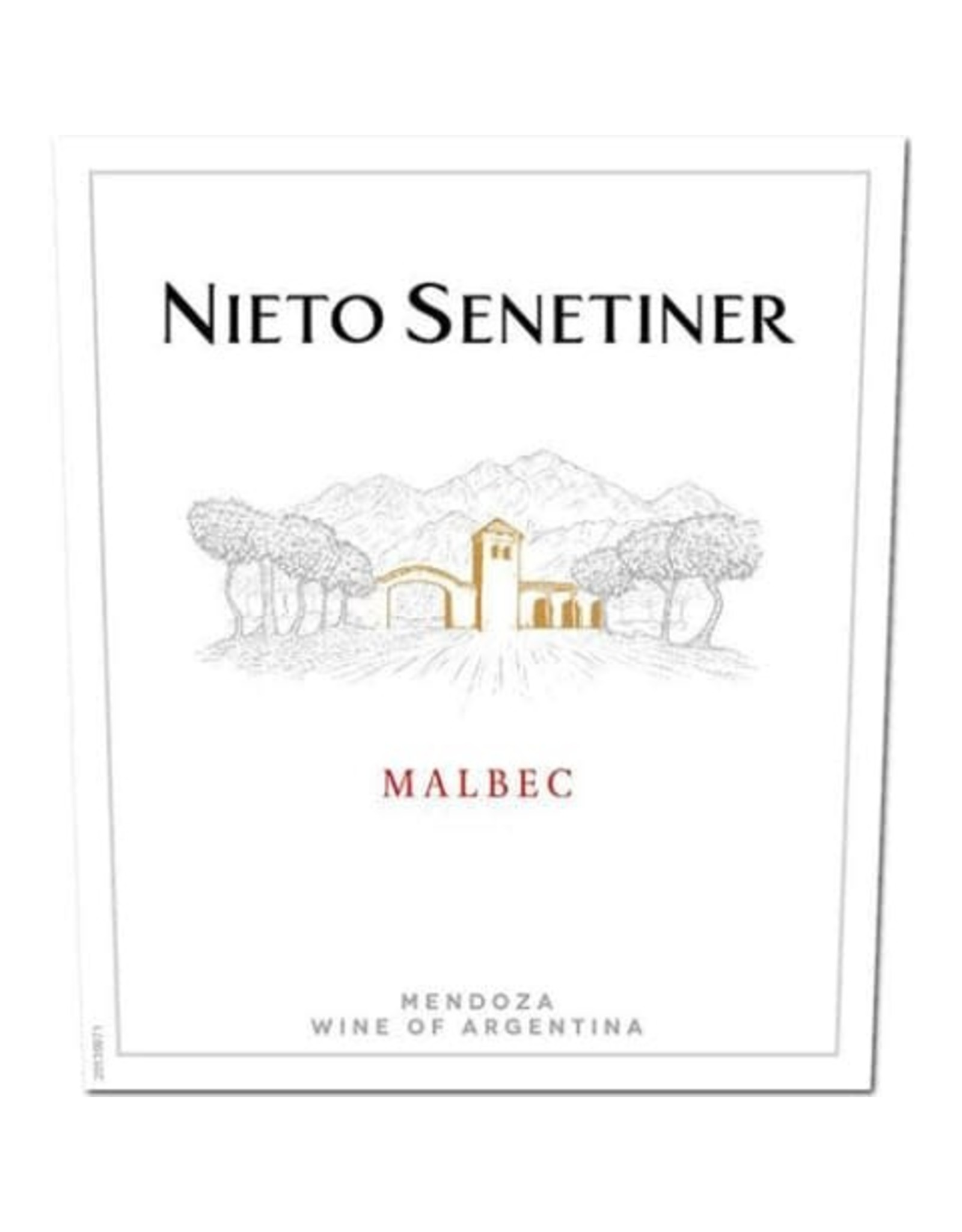 Nieto Senetiner Nieto Senetiner 'Camila' Malbec (2018)