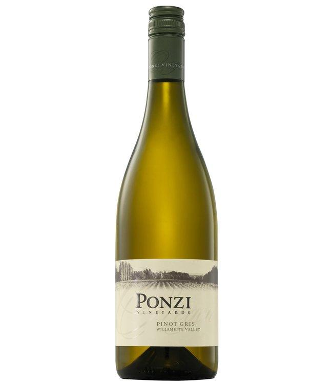 Ponzi Vineyards Pinot Gris (2018)