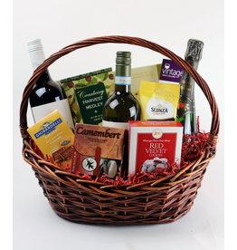Vintage Wine Cellars It's a Celebration Basket
