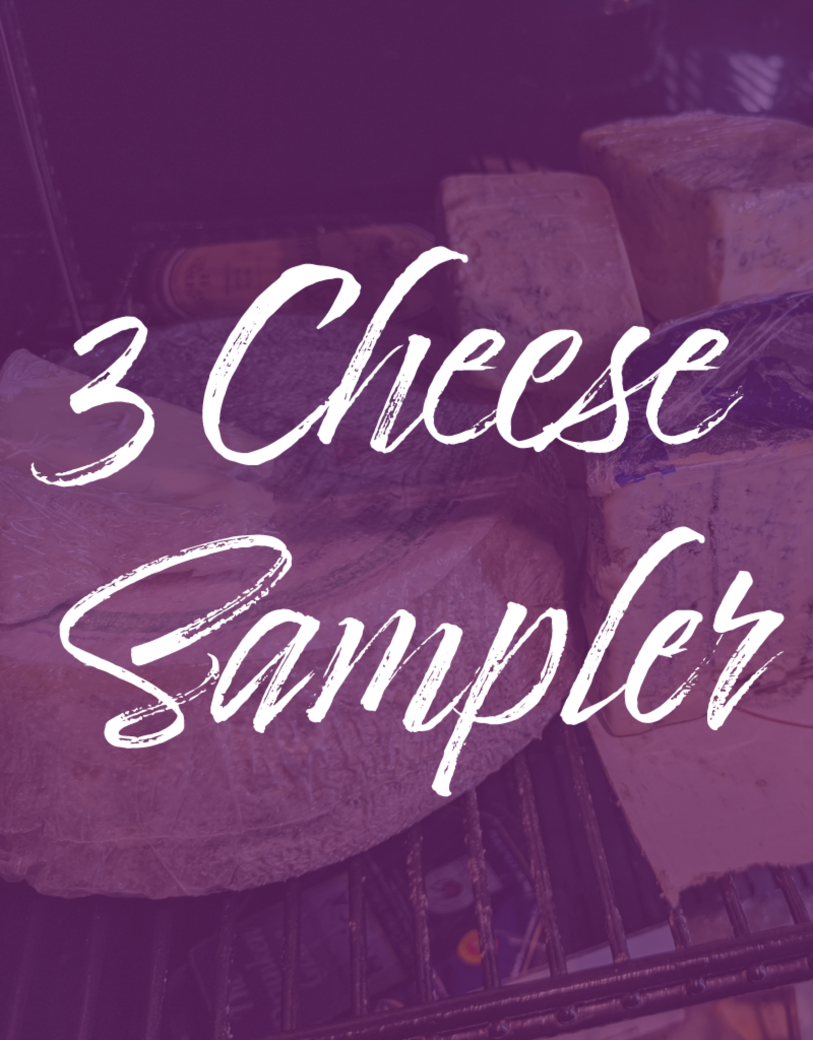 Vintage Wine Cellars 3 Cheese Sampler