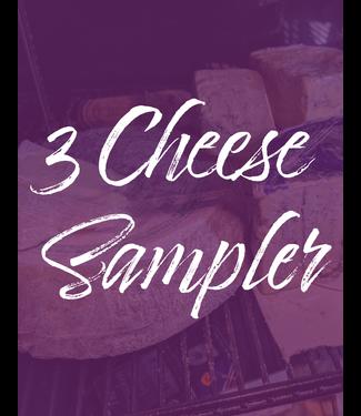 Vintage Wine Cellars 3 Cheese Sampler