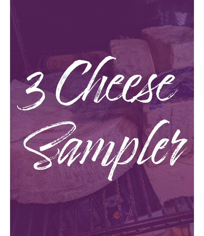 3 Cheese Sampler