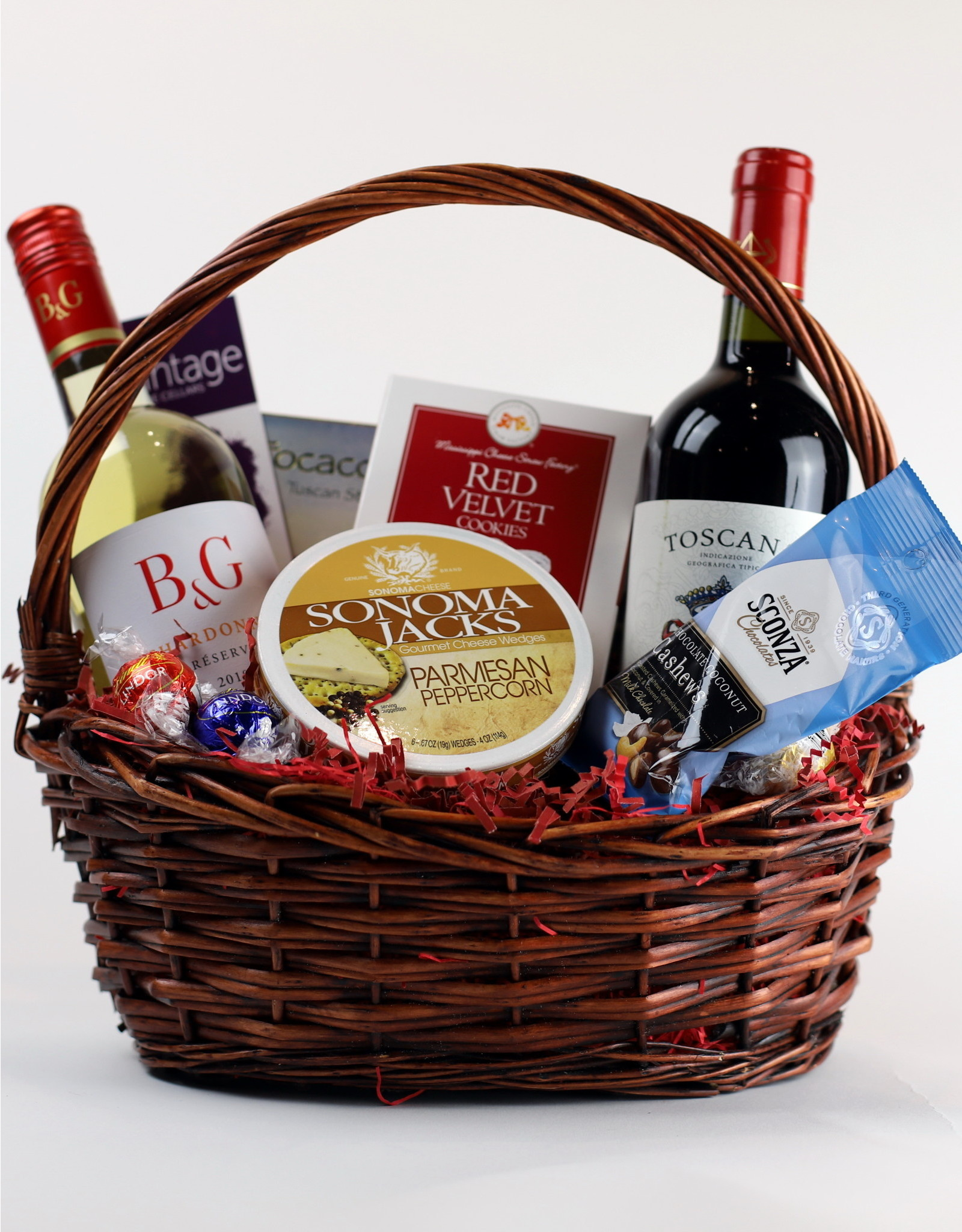 Vintage Wine Cellars Many Thank Yous! Basket