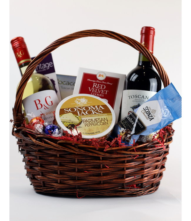 Many Thank Yous! Basket