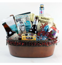 Vintage Wine Cellars Beerly Legal Gift Basket