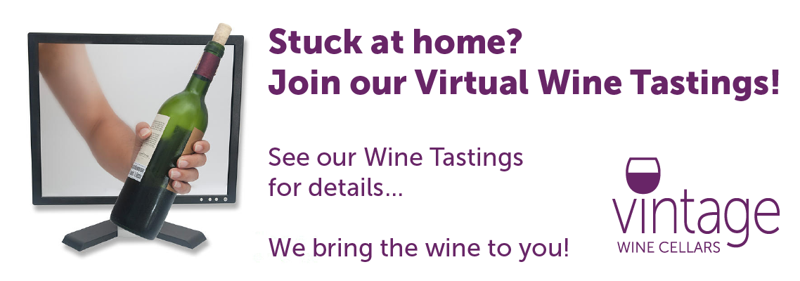 Virtual Tasting Friday!