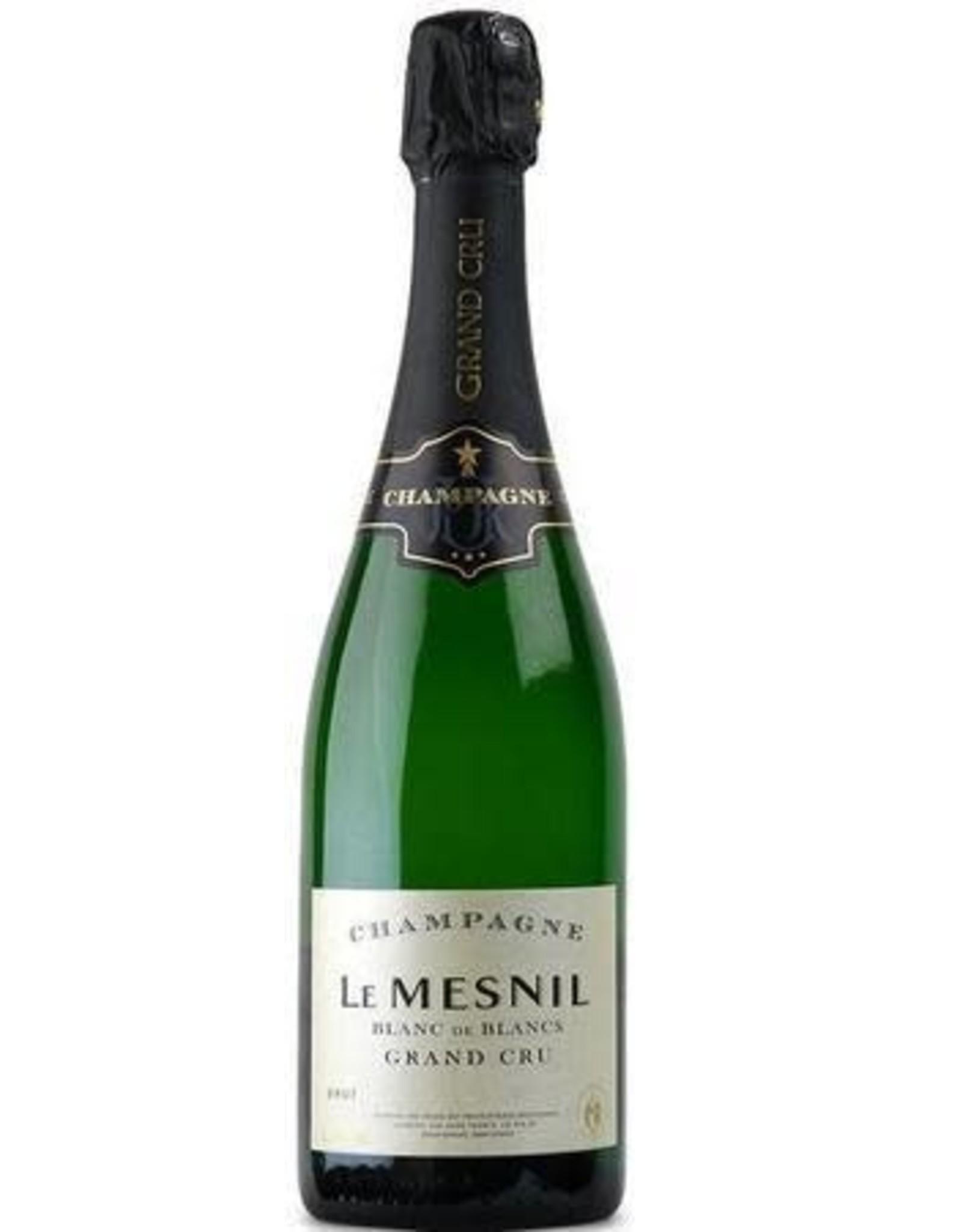 Le Mesnil Champagne Les Mesnil Champagne Grand Cru Blanc de Blancs (NV) 375ml