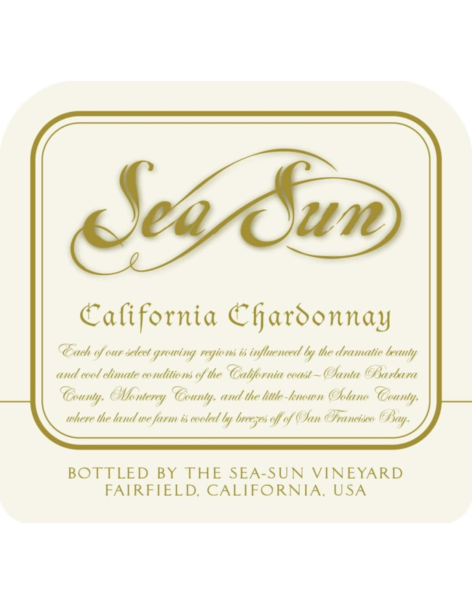 Wagner Family of Wines Sea Sun Chardonnay (2017)