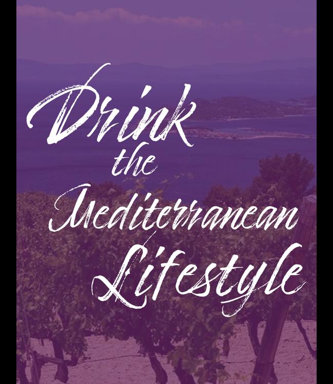Virtual Wine Tasting Kit - Mediterranean Lifestyle - May 29