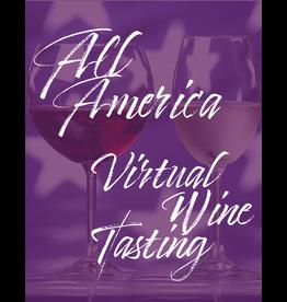 Virtual@Vintage All America Tasting Kit