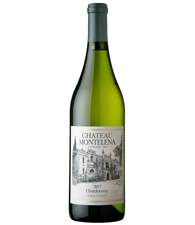Chateau Montelena Chardonnay (2018)
