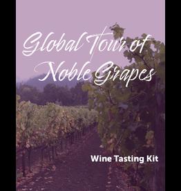 Virtual@Vintage Global Tour of Noble Grapes Tasting Kit