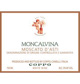 Coppo Coppo Moscato D'Asti 'Moncalvina' (2018)