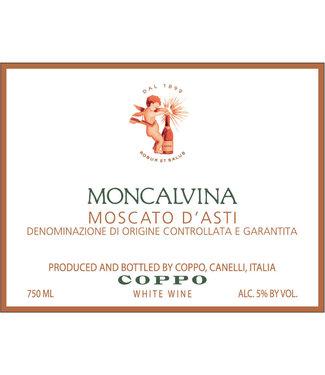 Coppo Coppo Moscato D'Asti 'Moncalvina' (2019)